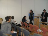 Workshop 1 - Presentation of project ideas